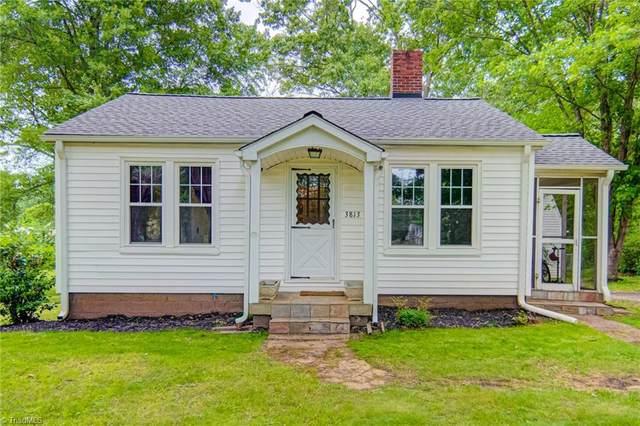 3813 Fritz Street, Winston Salem, NC 27104 (MLS #1028258) :: Berkshire Hathaway HomeServices Carolinas Realty