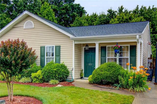 321 Tanner Court, Kernersville, NC 27284 (MLS #1028261) :: Berkshire Hathaway HomeServices Carolinas Realty