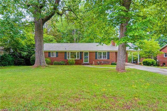 2385 Boone Avenue, Winston Salem, NC 27103 (MLS #1028278) :: Berkshire Hathaway HomeServices Carolinas Realty