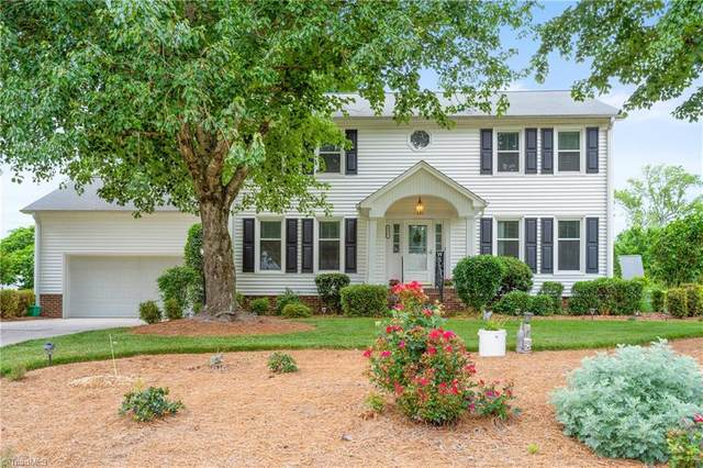 3817 Oak Forest Drive, High Point, NC 27265 (MLS #1028284) :: Hillcrest Realty Group