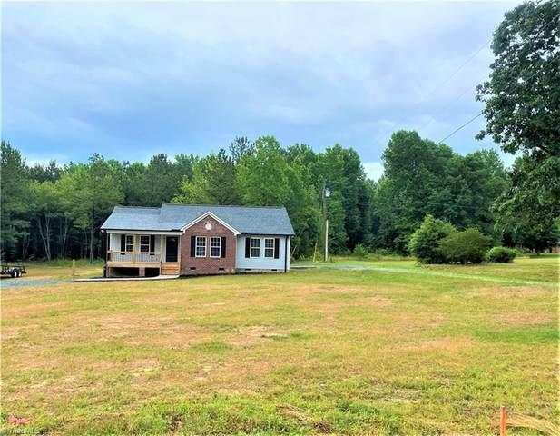 7686 Garrett Road, Liberty, NC 27298 (MLS #1028287) :: Berkshire Hathaway HomeServices Carolinas Realty