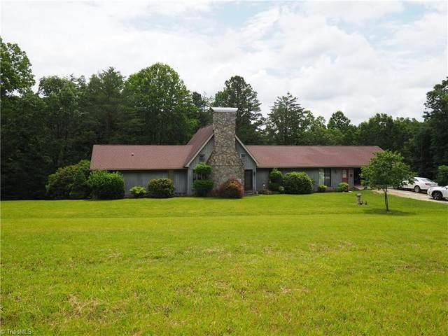 1068 Nathan Lane, Pinnacle, NC 27043 (MLS #1028293) :: Ward & Ward Properties, LLC