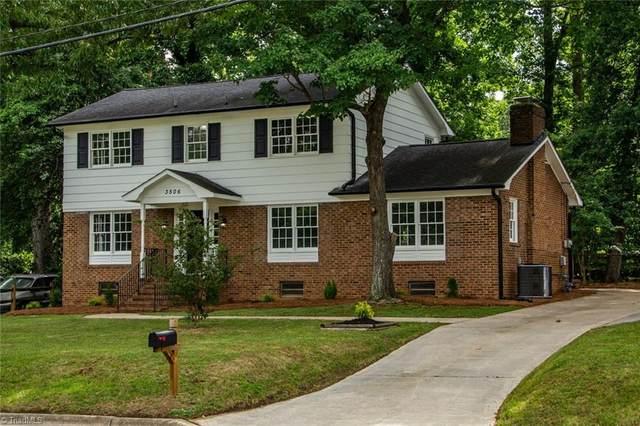 3506 Johnson Street, High Point, NC 27265 (MLS #1028295) :: Berkshire Hathaway HomeServices Carolinas Realty