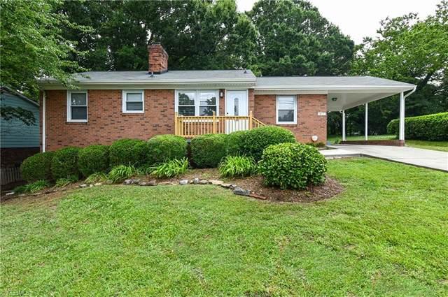 813 English Street, Greensboro, NC 27401 (MLS #1028299) :: Berkshire Hathaway HomeServices Carolinas Realty