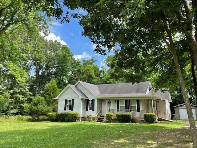 1908 #A Mcknight Mill Road, Greensboro, NC 27405 (#1028317) :: Rachel Kendall Team
