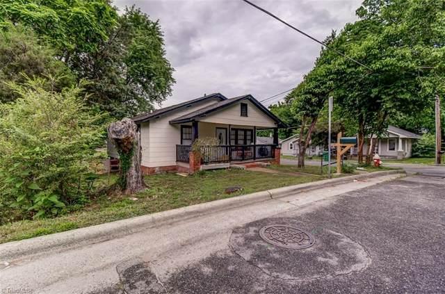 500 Everett Lane, High Point, NC 27262 (MLS #1028319) :: Berkshire Hathaway HomeServices Carolinas Realty