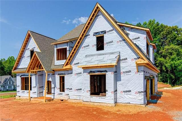 603 Kimpton Court, Greensboro, NC 27455 (MLS #1028324) :: Ward & Ward Properties, LLC