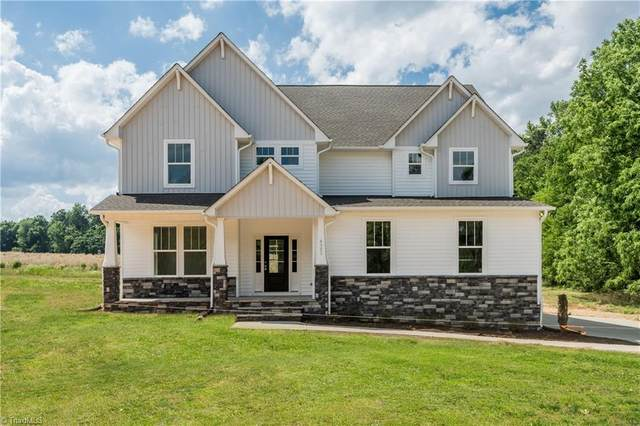 4341 Salem Church Road, Haw River, NC 27258 (MLS #1028329) :: Berkshire Hathaway HomeServices Carolinas Realty
