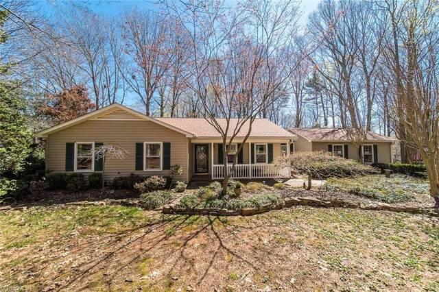 2490 Mount Salem Road, Pfafftown, NC 27040 (MLS #1028335) :: Berkshire Hathaway HomeServices Carolinas Realty
