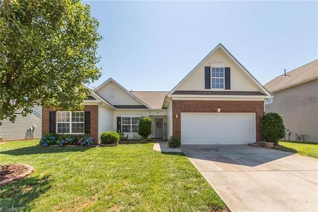 406 Vineyard Lane, Lexington, NC 27295 (#1028338) :: Rachel Kendall Team