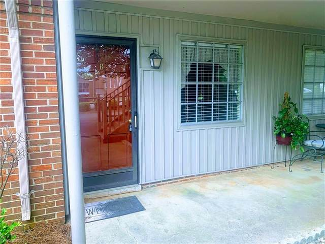 3812 Country Club Road B, Winston Salem, NC 27104 (MLS #1028341) :: EXIT Realty Preferred