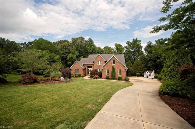 2601 Northstream Court, Haw River, NC 27258 (MLS #1028350) :: Berkshire Hathaway HomeServices Carolinas Realty