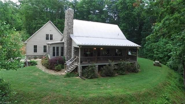 644 Cotton Mill Road, Roaring River, NC 28669 (MLS #1028351) :: Berkshire Hathaway HomeServices Carolinas Realty