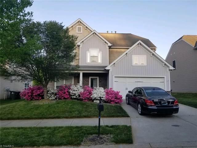 180 Meadowsweet Court, Winston Salem, NC 27107 (MLS #1028357) :: Berkshire Hathaway HomeServices Carolinas Realty