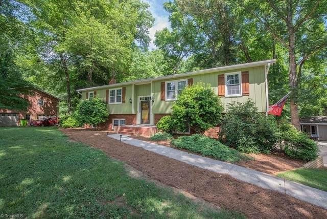 405 Longmeadow Drive, Clemmons, NC 27012 (MLS #1028362) :: Greta Frye & Associates | KW Realty Elite