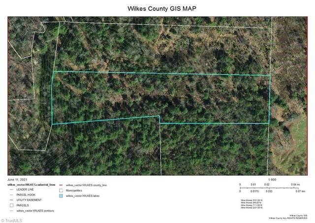 Lot15 Brown Berry Road, North Wilkesboro, NC 28659 (MLS #1028367) :: Ward & Ward Properties, LLC