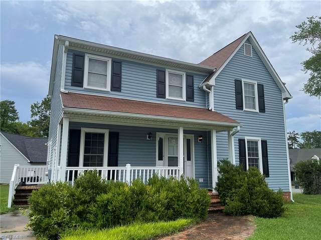 1338 George Bason Road, Graham, NC 27253 (MLS #1028369) :: Berkshire Hathaway HomeServices Carolinas Realty
