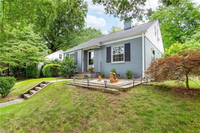 307 Mimosa Drive, Greensboro, NC 27403 (MLS #1028371) :: Berkshire Hathaway HomeServices Carolinas Realty