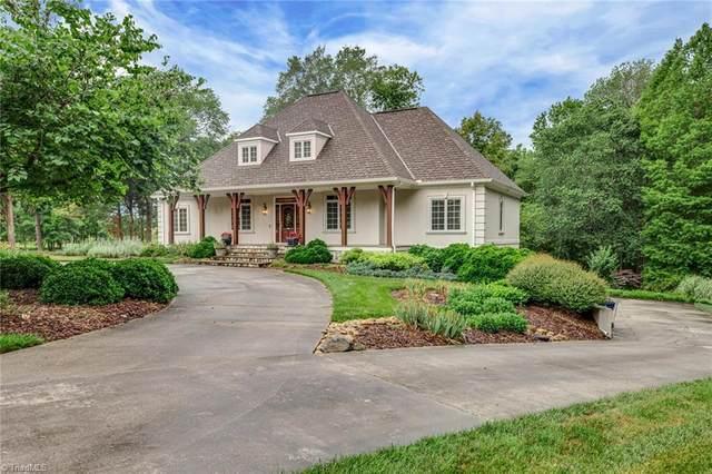 4311 Gelding Court, High Point, NC 27265 (MLS #1028383) :: Berkshire Hathaway HomeServices Carolinas Realty