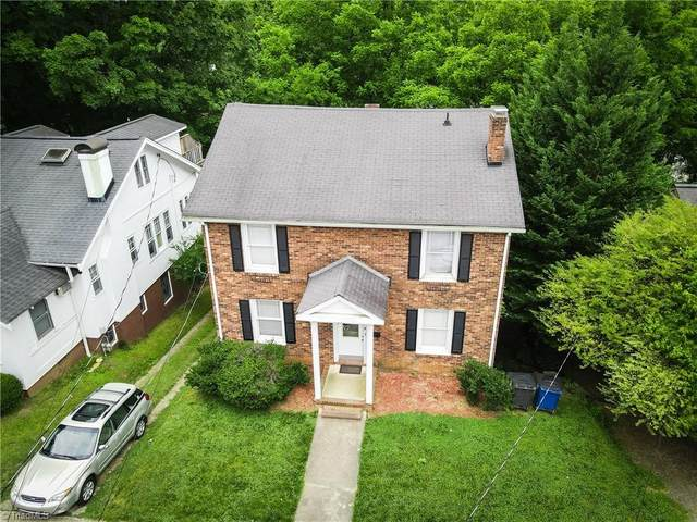 214 N Sunset Drive, Winston Salem, NC 27101 (MLS #1028386) :: Berkshire Hathaway HomeServices Carolinas Realty