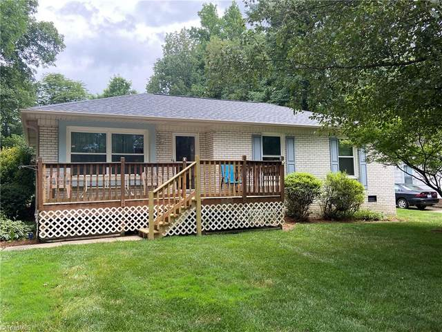 1603 Random Drive, Greensboro, NC 27407 (MLS #1028390) :: Berkshire Hathaway HomeServices Carolinas Realty