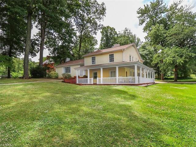 3909 Henderson Road, Greensboro, NC 27410 (MLS #1028393) :: Berkshire Hathaway HomeServices Carolinas Realty