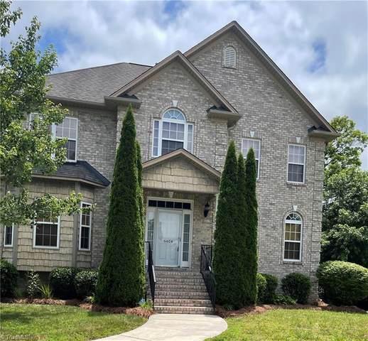 6614 Ridge Run Court, Clemmons, NC 27012 (MLS #1028407) :: Ward & Ward Properties, LLC