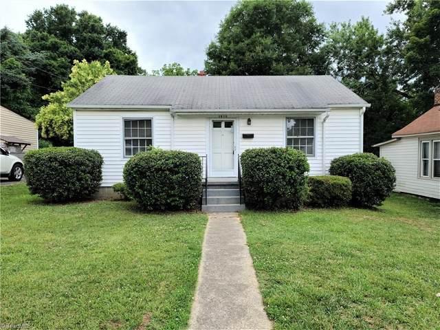 1910 Bertha Street, Winston Salem, NC 27107 (MLS #1028414) :: Berkshire Hathaway HomeServices Carolinas Realty