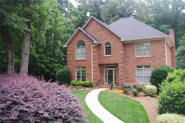 2512 Deer Rack Circle, Kernersville, NC 27284 (MLS #1028415) :: Berkshire Hathaway HomeServices Carolinas Realty
