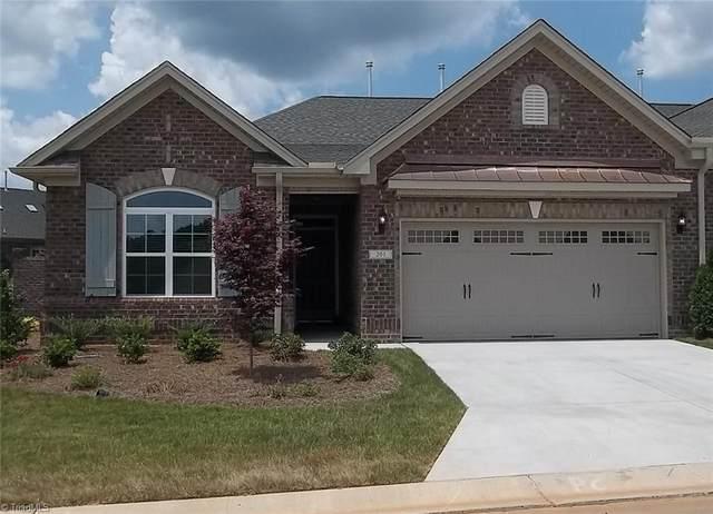 705 Chariot Square Lot 37, Winston Salem, NC 27127 (MLS #1028416) :: Berkshire Hathaway HomeServices Carolinas Realty