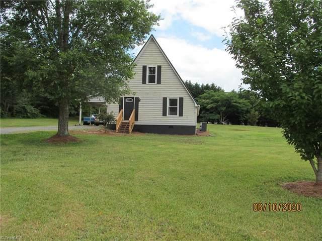 21836 Nc Highway 109, Denton, NC 27239 (MLS #1028417) :: Ward & Ward Properties, LLC