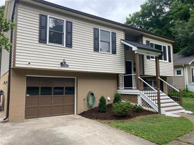 912 Lockland Avenue, Winston Salem, NC 27103 (MLS #1028422) :: Berkshire Hathaway HomeServices Carolinas Realty