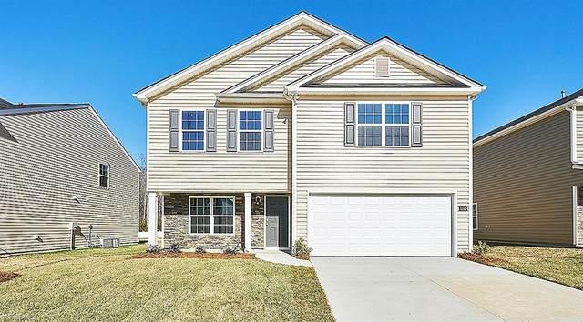 121 Sparrow Lane #29, Lexington, NC 27295 (MLS #1028423) :: Berkshire Hathaway HomeServices Carolinas Realty