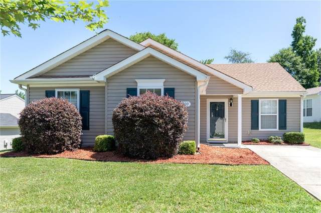 3509 Hirank Court, Greensboro, NC 27405 (MLS #1028428) :: Berkshire Hathaway HomeServices Carolinas Realty