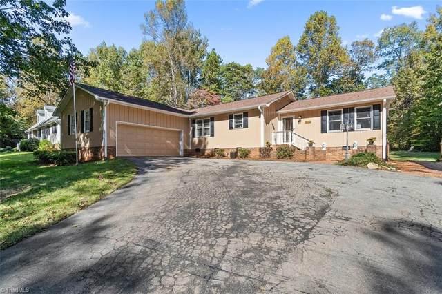 203 Lakeview Road #45, Mocksville, NC 27028 (#1028457) :: Rachel Kendall Team