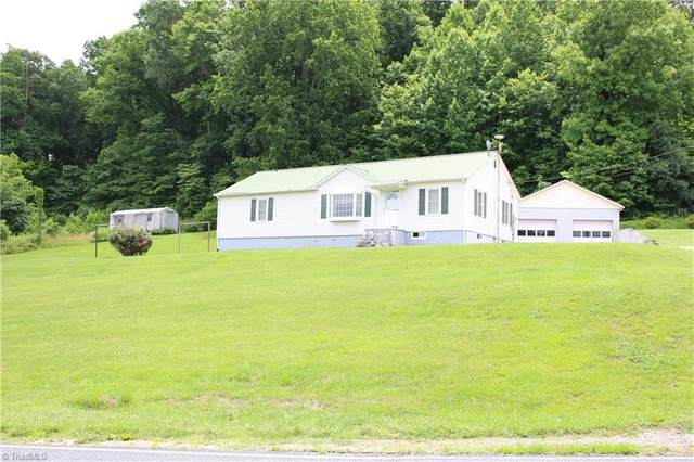 7553 Hughes Grove Road, Thomasville, NC 27360 (MLS #1028463) :: Hillcrest Realty Group