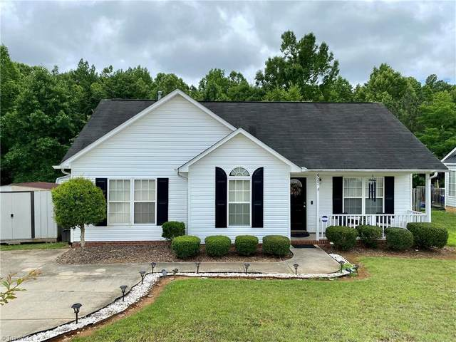 927 Londonderry Drive, Davidson, NC 27265 (MLS #1028469) :: Ward & Ward Properties, LLC