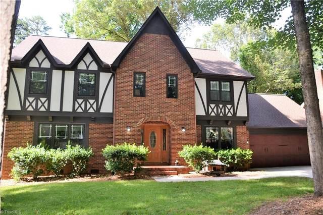 2005 La Dora Drive, High Point, NC 27265 (MLS #1028474) :: Ward & Ward Properties, LLC