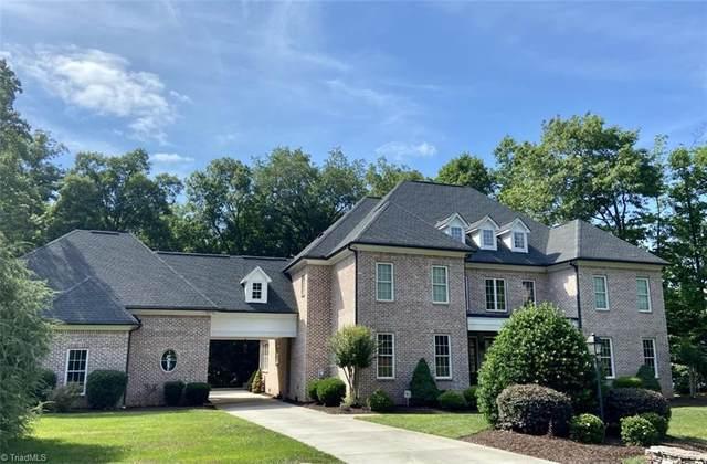 7503 Henson Forest Drive, Summerfield, NC 27358 (MLS #1028479) :: Ward & Ward Properties, LLC