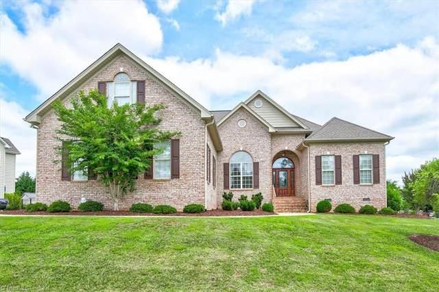 7614 Cedar Chase Drive, Greensboro, NC 27455 (MLS #1028480) :: Ward & Ward Properties, LLC