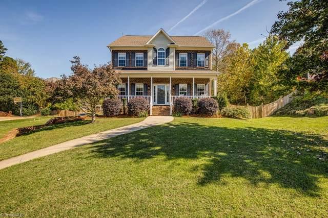 1330 Glen Oaks Road, Clemmons, NC 27012 (MLS #1028530) :: Greta Frye & Associates | KW Realty Elite