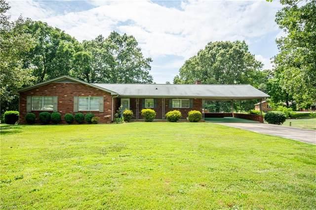 536 Elmwood Road, Statesville, NC 28625 (MLS #1028537) :: Ward & Ward Properties, LLC