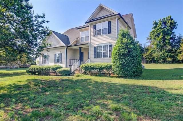 2908 Walbrook Terrace, Browns Summit, NC 27214 (MLS #1028541) :: Lewis & Clark, Realtors®