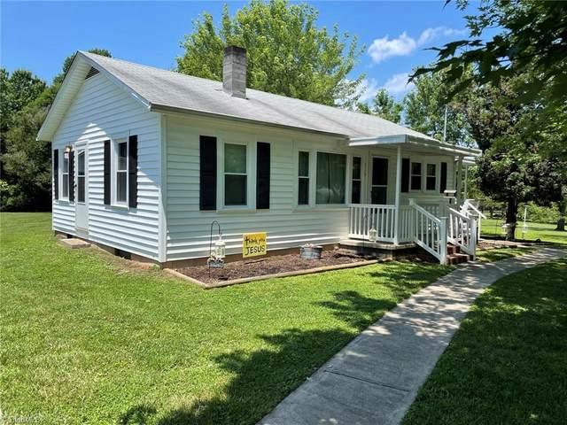119 Cardinal Avenue, Boonville, NC 27011 (MLS #1028561) :: Ward & Ward Properties, LLC