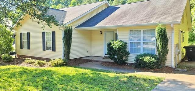 6784 Ironwood Circle, Greensboro, NC 27410 (MLS #1028563) :: Berkshire Hathaway HomeServices Carolinas Realty