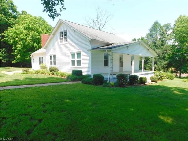 449 Tobe Hudson Road, Dobson, NC 27017 (MLS #1028567) :: Ward & Ward Properties, LLC