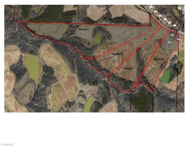 0 Sardis Church Road Parcel 1, Madison, NC 27025 (MLS #1028574) :: Witherspoon Realty