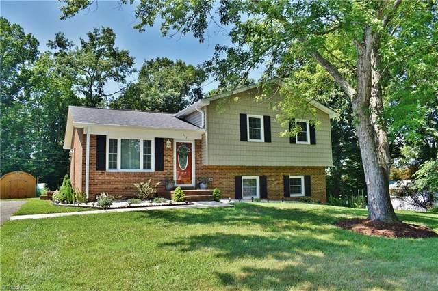 157 Walnut Drive, Mount Airy, NC 27030 (MLS #1028584) :: Ward & Ward Properties, LLC