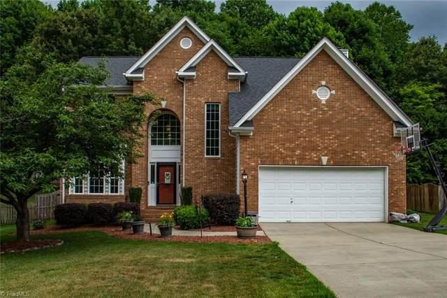 3106 James Bay Court, Jamestown, NC 27282 (MLS #1028603) :: Berkshire Hathaway HomeServices Carolinas Realty