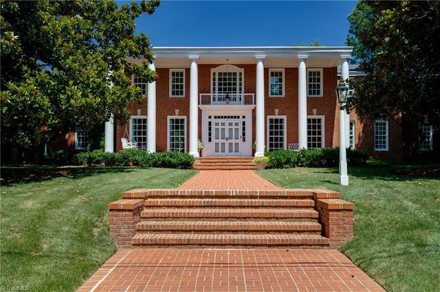 2210 Granville Road, Greensboro, NC 27408 (MLS #1028618) :: Hillcrest Realty Group